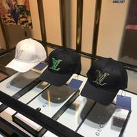 şapkalar toptan satış-Casquette moda Nakış Mektubu Visor Beyzbol Şapkası Erkekler Kadınlar Için Kap Ayarlanabilir Şapka golf beyzbol casquette şapkalar N-B14