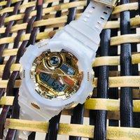 reloj deportivo unisex de cuarzo al por mayor-35 ° aniversario Edición GA700 GXW56 Reloj unisex Metal Cuarzo Deporte Pantalla LED Impermeable A prueba de golpes Envío gratis