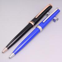 bolígrafo para la venta al por mayor-Classic PIX Series Metal Bolígrafo Papelería de oficina Venta caliente Escritura Regalo Bolígrafos