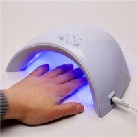 ferramentas eléctricas de polimento venda por atacado-36 W LED Lâmpada UV Secador de Unhas 12 pcs LEVOU Lâmpada Prego para Unhas Gel de Gelagem Polonês Máquina com Botão Temporizador USB Power Art ferramentas