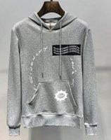 ingrosso y hoodie-y-3 Felpa con cappuccio da uomo in cotone puro di alta qualità kanye west Moda tempo libero marca Italia Designer XXLFelpa con cappuccio Givenchy