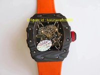 relógios de estilo japonês venda por atacado-Relógio de luxo Mens Japonês Automático Mecânico Relógio de Pulso De Fibra De Carbono Caes Safira Nylon Strap Estilo do Esporte de Alta Qualidade Relógio Suíço