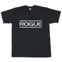 kaufen mode-shorts großhandel-Neu KAUFEN T-Shirt Vintage ROGUE Fitness International CrossFit Größe S - 2XL T Shirts Kurzarm Freizeit Mode Sommer Kleidung T-Shirt