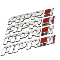 ingrosso corpo del logo-Decalcomania per emblema per auto per logo Volkswagen Golf R Audi TTS Retrofit Stage Adesivo per auto originale per auto Styling