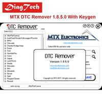 video kodları toptan satış-2017 MTX DTC Sökücü 1.8.5.0 keygen ile 6 Dil + Video + 5 Ekstra ECU Tuning Yazılım GIfts Araba ECU Arıza Kodu Remover