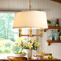 glaskugeln pendelleuchten großhandel-Moderne Pendelleuchten Lampen Amerika Art Deco Glaskugel Hängelampe Küchenleuchte Deckenleuchten