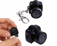 usb kalem dvr toptan satış-Y2000 Yüksek Çözünürlüklü Taşınabilir Mini Kamera Spor Outdoor Mini DV Küçük Kameralar yüksek kalitede ücretsiz gemi 2019 sıcak satış