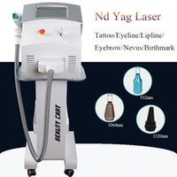 Wholesale beauty shooting for sale - Group buy tattoo removal machine q switch nd yag laser Best Professional with Shoots beauty laser machine