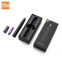 Wholesale waterproof nose ear hair trimmer for sale - Group buy Xiaomi mijia Mini Electric Nose hair trimmer for Men Portable Ear Nose Hair Shaver Clipper Waterproof Safe Cleaner Tool HN1