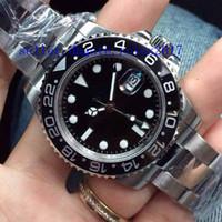 Wholesale ceramic watch black quartz for sale - Group buy 2019 Mens Limited Editio Automatic Asia Black Ceramic LN BLNR Movement Mens Basel Watches Watches