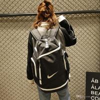 Wholesale geometric patterns backpack for sale - Group buy Style Geometric Patterns Backpacks Sport Packs Black Mens Bag Womens Training Backpack Travel Bags Outdoor Packs