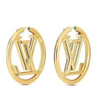 ganchos de oro de calidad al por mayor-palabras huecas plana mayor calidad de lujo pendiente en oro 18K plateó el gancho de forma de gota pendientes de las mujeres ewelry PS5789 regalo