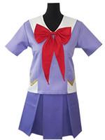 futuro disfraz al por mayor-The Future Diary Gasai Yuno disfraz de Halloween cosplay Halloween
