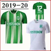 83dd942bd29 2019 Atletico Nacional Medellin Soccer Jerseys home N. HERNANDEZ  P.CEPPELINI RENTERIA RAMIREZ LUCUMI H.BARCOS Football Shirt kids kits