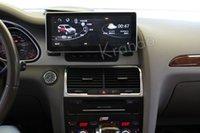 radio navegación para audi al por mayor-Krando Android 7.1 10.25 '' navegación por radio de DVD de automóvil para Audi Q7 2015 reproductor multimedia con bluetooth
