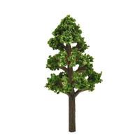 ingrosso bonsai trees-ecoration Artigianato Figurine Miniature Nuovo Mini Albero Fata Decorazioni da giardino Miniature Micro Paesaggio Resina Artigianato Figurine Bonsai Gard ...