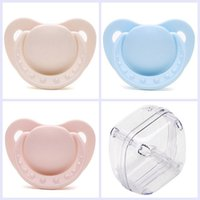 Wholesale bpa toys online - Big Size Food Grade Silicone Nipples Adult Pacifier Funny Parent child Toys cm