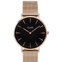 saat severler için hediye toptan satış-Süper Hediye Kuvars Atmos Saat Tarih Severler Saatler Kadın Erkek Elbise Saatler Çelik Hasır Hediye Elbise Saatı Moda Casual Saatler