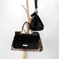 europäische pelzhandtaschen groihandel-2019 neue europäische und amerikanische Pferdehaar Sizilien Kapazität Plüschfell Tasche Handtaschen Handtasche eine Generation von Fett