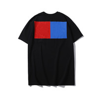 Mens Stylist T Shirt High Quality Loose Fit Men Women Hip Hop Short Sleeve Black White Fashion Mens Round Neck Tees