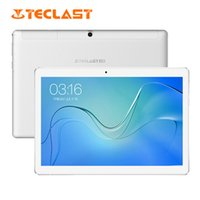 Wholesale android 16gb ram tablet resale online - Teclast P10 G Inch Tablet Android MTK6737 Quad Core Dual G call GPS GB RAM GB ROM Dual Camera Phone Call Tablets