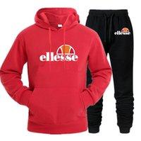 kaliteli eşofman toptan satış-Moda Tasarımcısı Eşofman Bahar Sonbahar Rahat Unisex Marka Spor Erkek Eşofman Yüksek Kaliteli Hoodies Erkek Giyim