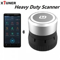 Wholesale yamaha adapters for sale - Group buy XTUNER Bluetooth XTuner CVD Heavy Duty Scanner CVD on Android Commercial Vehicle Diagnostic Adapter