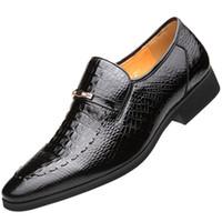 fashional ayakkabıları toptan satış-adam ayakkabı gerçekten deri lüks tasarımcı modeli fashional erkek ayakkabı genunie deri mükemmel kalite