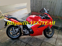 Wholesale rc51 red fairing for sale - Group buy Motorcycle Fairing kit for Honda VFR1000RR VFR SP1 ABS Hot red Fairings set Gifts HW20