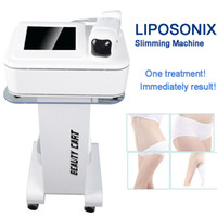 Wholesale weight loss equipment resale online - 2018 The Latest Portable Liposonix weight Loss slimming machine Fast Fat Removal more effective lipo hifu beauty equipment