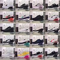 Wholesale run mix resale online - Mix Running Shoes Be True Rainbow Sneakers Designer BLACK WHITE RED PINK Designer Women Men Sports