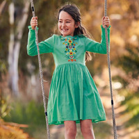 Wholesale blouses for kids for sale - Group buy 2019 Autumn Boutique Princess dresses costume for baby blouse kids tops dresses for girls pattern toddler costume Mix SIZE Fall