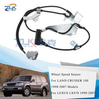 Front ABS Wheel Speed Sensor Land Rover Landrover SSW100030