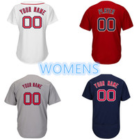 b818ce3a6 Womens Custom Red Sox 2018 World Series Champions Redsox Steve Pearce Chris  Sale Mookie Betts Dustin Pedroia Lady Baseball Jersey