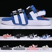 buenas zapatillas al por mayor-Nuevo diseño de calidad agradable Chanclas Zapatillas Hombres Mujeres Verano lujo Sandalias informales y deportivas Ligeros zapatos de playa y ducha