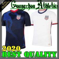 Wholesale world cup jerseys usa for sale - Group buy 4 star USA World cup America Soccer Jersey Lavelle Shirt champion man LLOYD RAPINOE KRIEGER Football Uniform