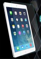 ingrosso 9.7 schermi del pc del ridurre in pani-Proteggi schermo in vetro temperato per PC Tablet da 0,9 mm 0,99 9H per iPad Mini iPad 2 iPad Air Air 2 iPad Pro 9.7