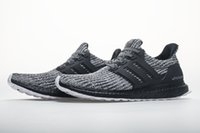 Wholesale best sports shoes for running resale online - 2018 New Best Quality Ultra Boost Breast Cancer Awareness Fashion Ultraboost Athletic Sneaker Sports Shoes For Men Women