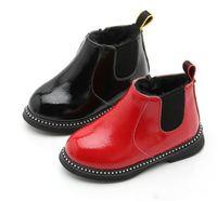 ingrosso sconto ragazzi scarpe da corsa-Sconto noi Dimensione: 9.5-3 Primavera / Autunno Bambini Scarpe Ragazzi Sport Moda Casual Outdoor traspirante Bambini Sneakers Boy Running