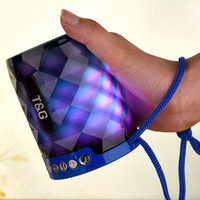 Wireless Bluetooth Speaker Mini Colorful light Portable Music Sound Box Handsfree Outdoor Bass Subwoofer Speaker hot