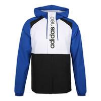 ünlü aydınlatma toptan satış-Erkekler Için spor Marka Ceketler Ünlü Rüzgarlık Kazak Braned Mektuplar Ile Hafif Rahat Spor Ceket Mont Giyim S-2XL