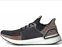 Wholesale uncaged ultra boost gold black resale online - High Quality ultraboost Uncaged Running Shoes Men Women ultra boost III Primeknit Runs White Black Athletic Shoes Size