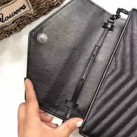 Wholesale genuine leather online resale online - Designer Bags Classic Caviar Fashion Women Handbags Calfskin Leather Bag Handbag Good Quality Women Purses Online