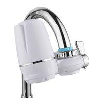 ingrosso rubinetto in ceramica filtro acqua-Rubinetto per l'acqua del rubinetto Rubinetto per la cucina in ceramica lavabile Filtro per filtro per l'acqua Mini filtro per l'acqua Rust Bacteria Removal Replacement Filter