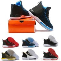 Wholesale vince carter shoes resale online - 2020 New Mens Alphadunk Hoverboard Basketball Shoes Pure Magic Airknit Fiba Basketball World Cup Vince Carter Dunk Of Death Sneakers