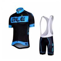 scott radfahren trikot blau großhandel-Neue Tour De France Team Pro Radtrikots Weiß Trägerhose Set Sommer Atmungsaktiv Kurzarm Für Unisex Bike Wear Größe Xs-4xl