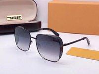 romântico para homens venda por atacado-2019 novos óculos de sol de luxo para homens e mulheres escudo moldura de ouro lente cinza sensual romântico preto full frame óculos de sol do desenhador do vintage
