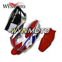 honda cbr yarış fairing toptan satış-Motosiklet Honda CBR1000RR Için Tam Fiberglas Yarış Fairing Kiti 2012 2013 2014 2015 CBR1000 RR 13 14 15 cbr 1000rr Karoseri Fairngs Hulls