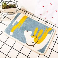 Wholesale european style decor for sale - Group buy Soft Anti Slip Cute Water Absorption Outdoor Indoor Area Rugs Nursery room Living Room Bathroom Decor Front Doormats inch inch