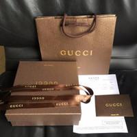 embalaje de fábrica al por mayor-Fábrica al por mayor varios estilos de empaquetado de la correa cajas de regalo Cinturón de moda empaquetando cajas